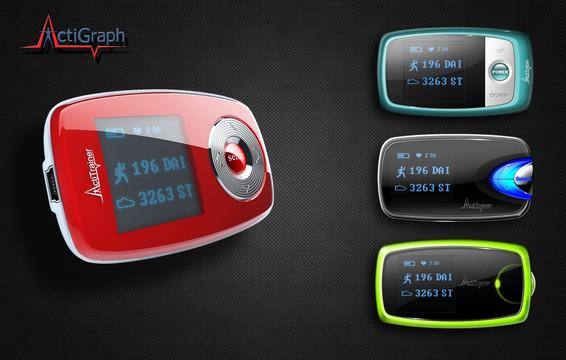 Actigraph activity monitor