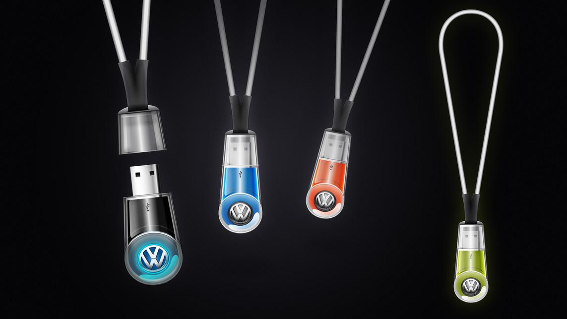 VW thumb drives