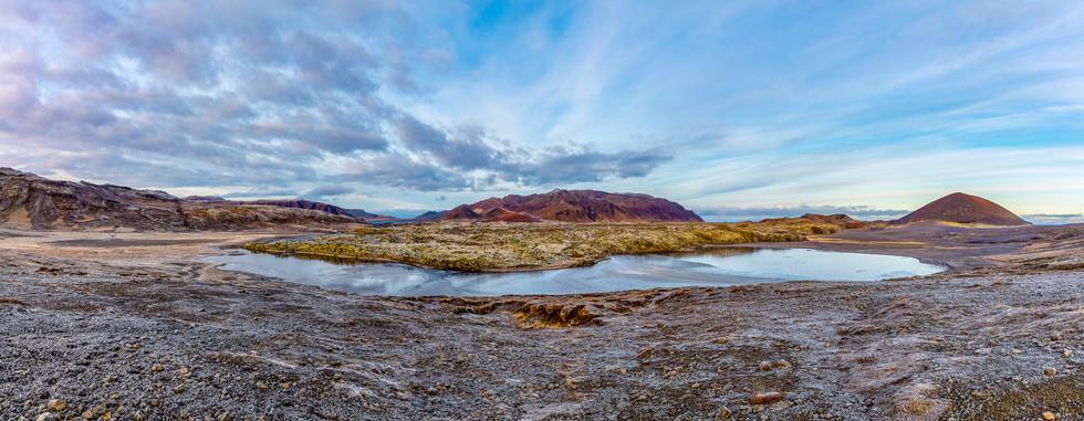 Iceland Pano, Syðri Rauðamelur