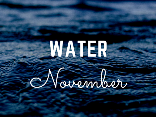 'Over A Cuppa' - Our Self Care Discussion Theme For November Is Water