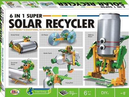 Top 5 Solar Educational Kits on sale NOW
