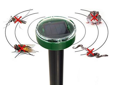 Top 5 Solar Pest Repellent Systems on sale NOW