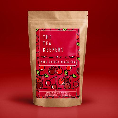 Wild Cherry Black Tea
