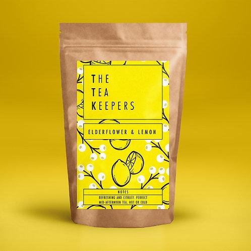 Elderflower and Lemon