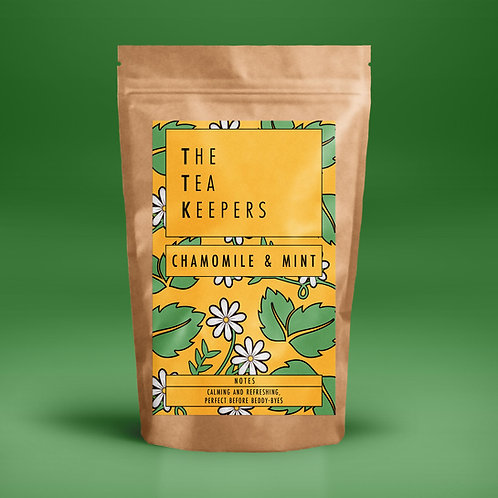 Camomile and Mint