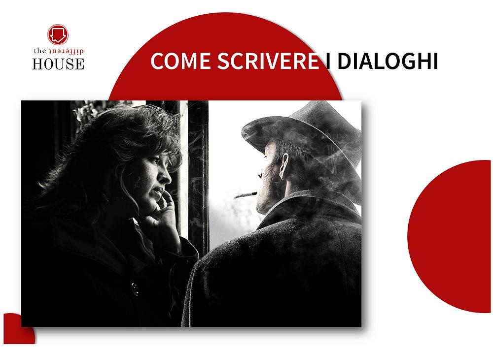 come costruire un dialogo efficace in un romanzo