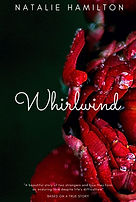 Red Floral Romance Wattpad Book Cover.jp