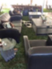 rustic lounge furniture