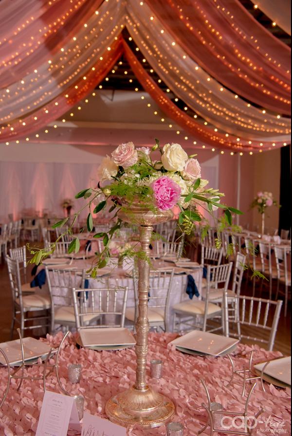 Registry Bistro Wedding, Chiavari Chair, Silver Linen