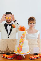 Modern-aqua-and-orange-wedding-ideas-14.