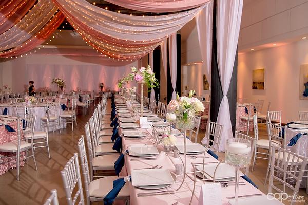 Registry Bistro Wedding Toledo, Elite Events, Toledo Chiavari, Magers Design, Linen Hero