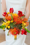 Modern-aqua-and-orange-wedding-ideas-3.j