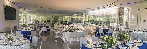 Toledo Glass Pavilion Wedding Mary Wyar