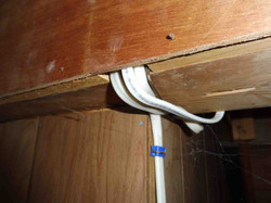 Improper Wiring / Finish