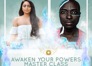 Highest Self Podcast 101: Awaken Your Powers Masterclass with Shaman Durek