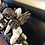 Thumbnail: Pair Gold and White Cherubs - Postage Available