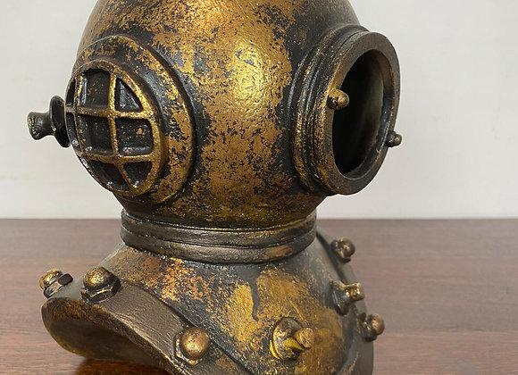 Resin Divers Helmet Ornament