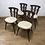 Thumbnail: Set of 4 Vintage Ercol Chairs
