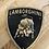 Thumbnail: Lamborghini Plaque Cast Iron Sign