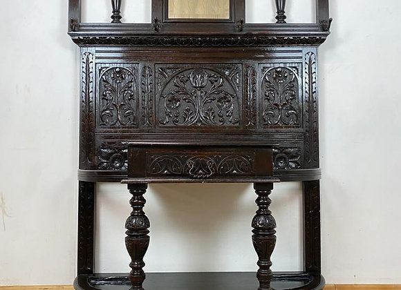Beautiful Large Antique Hall Stand