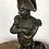 Thumbnail: Bronze Garanti Sculpture of Napoleon on Marble Base