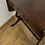 Thumbnail: Drop leaf Console Table with 2 Drawers