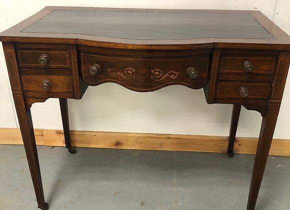Antique Inlaid writing desk