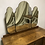 Thumbnail: Vintage Dressing Table with Triple Mirror