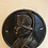 Thumbnail: Cast Iron Wall Hanging Plaque Napoleon - Postage Available