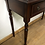 Thumbnail: Vintage Console/Writing Desk with 2 drawers