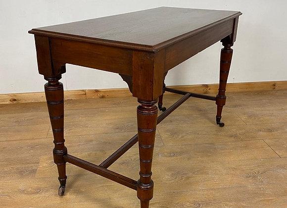 Victorian Mahogany Console/Desk