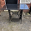 Thumbnail: Star Galaxy Granite Table On Antique Cast Iron Singer Base