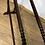 Thumbnail: Antique Barley Twist Towel Rail
