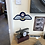 Thumbnail: RAF Wings Sign Large Repro Royal Airforce Plaque Cast Iron Sign 35cm