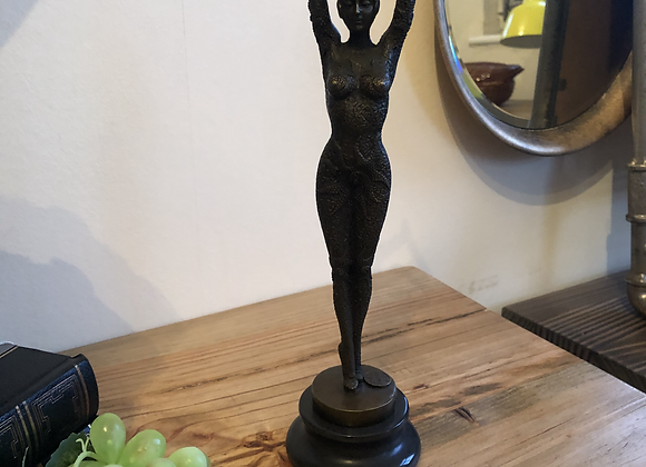 "Bronze Garanti Sculpture of ""Starfish"""