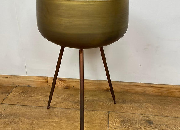 Planter with legs flower/plant  pot stand - Height 62.5cm