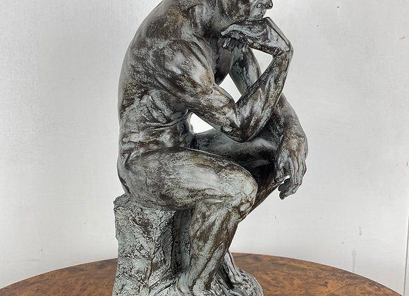 Auguste Rodin – The Thinker Resin Figurine 41cm High