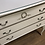 Thumbnail: Vintage Chest Drawers Glass Protective Top