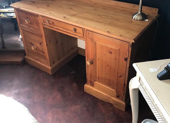 Pine Vintage Desk