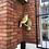 Thumbnail: Metal Owl Garden / Patio Ornament