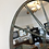 Thumbnail: Arched Rustic Window Shaped Mirror Outdoors or Indoor Height 77cm