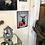 Thumbnail: Large Metal Sign The Stagger Inn 30cm x 40cm