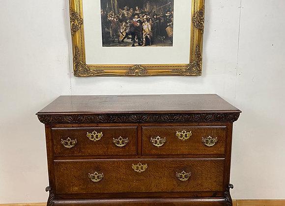 Late 18th Century Oak Sideboard