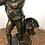 Thumbnail: Bronze Garanti Sculpture of Napoleon on Marble Base - Postage Available