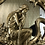 Thumbnail: Beautiful Art Nouveau Style Wall Mirror
