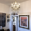 Thumbnail: Beautiful Crystal 5 Branch French Chandelier