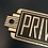 Thumbnail: Art Deco Style Plaque Cast Iron Private Sign