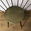 Thumbnail: Industrial Chic Style Urban Living Desk/ Dining Chair Rustic Gold