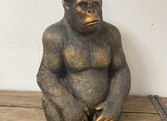 Gavin the Gorilla floor standing statue