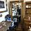 Thumbnail: Very Large Gilt Framed Bevelled Edge Mirror 188cm